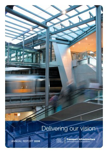 TCA Annual Report (pdf 4MB) - Transport for NSW - NSW Government