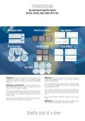 POWERSCAN - ISRA SOLAR VISION - Page 2