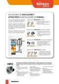 extractores para instalaciones de biomasa - Sodeca - Page 2