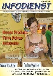Aktueller Infodienst (April 2013) - Arbeitsgemeinschaft Eine - Welt ...