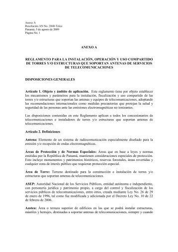 Anexo A 2848-Telco - Asep