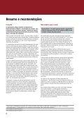 Mais dinheiro para a saúde e mais saúde para o dinheiro - Page 6