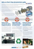 AKKU-EXTRA - Atoy Automotive Finland Oy - Page 2