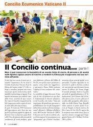 Il Concilio continua... parte I - Stimmatini