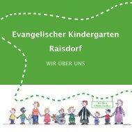 Evangelischer Kindergarten Raisdorf - Ev.-Luth. Kirchengemeinde ...
