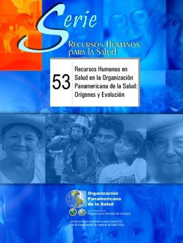SHD-HR #53(i-iv)esp.pmd - PAHO/WHO
