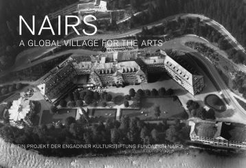 A GLOBAL VILLAGE FOR THE ARTS - Nairs