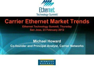 Carrier ethernet 20 certification blueprint version11 mef carrier ethernet market trends malvernweather Choice Image