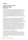 Europa en het hoger onderwijs - Ander Europa - Page 4