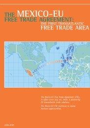 THE MEXICO-EU FREE TRADE AGREEMENT