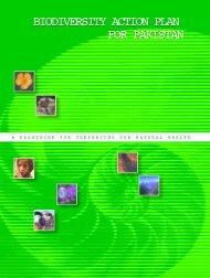 Biodiversity Action Plan.pdf - IUCN - Pakistan