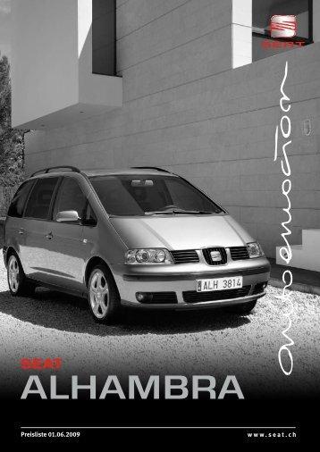 AlhAmbrA SEAT
