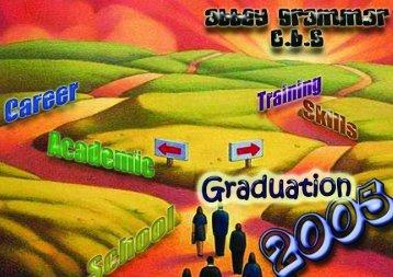 ABBEY Christian Brothers' Grammar School GRADUATION 2005