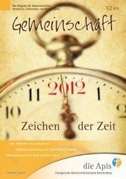 10% Rabatt für Frühbucher bis 31.12.2011! - die Apis