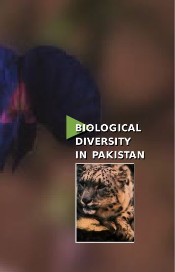 Biological Diversity in Pak.pdf - IUCN - Pakistan