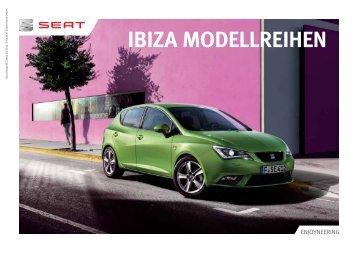 SEAT Ibiza Range Magalog