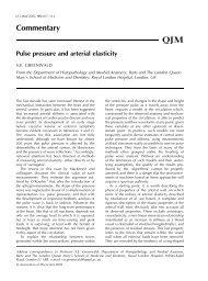 Pulse pressure and arterial elasticity