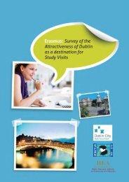 Erasmus: Survey of the Attractiveness of Dublin as a ... - EURIreland.ie