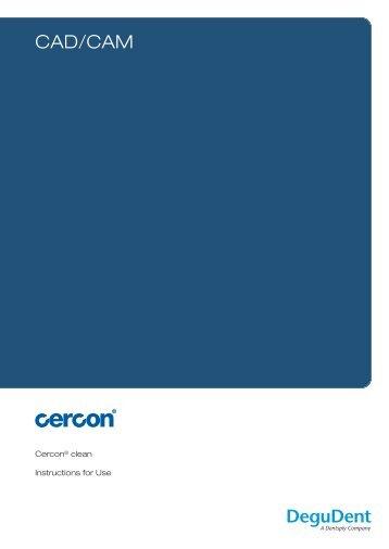 Cercon clean GB - DeguDent