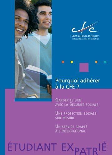 Etudiants, le guide de votre protection sociale - Caisse des Français ...