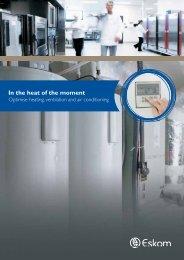 HVAC brochure - Eskom IDM