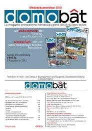 Mediadokumentation 2010 - anzeigenpreise.ch