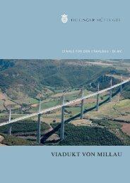 Viadukt von Millau - Dillinger Hütte GTS