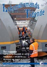 Lokomotivmands Tidende Nr. 2 - Norsk Lokomotivmannsforbund