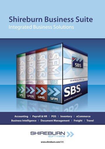 Fact Sheet - Shireburn Software Ltd