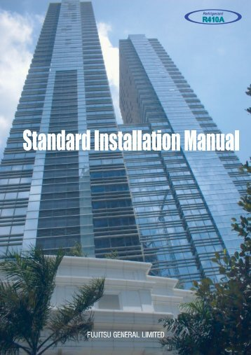 Standard Installation Manual - Klima-Therm