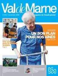 ValdeMarne n°230 - Conseil général du Val-de-Marne