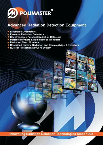 Advanced Radiation Detection Equipment - Epsilon NDT