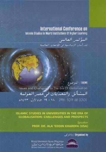 Islamic Studies in World Institution.pdf - USIM