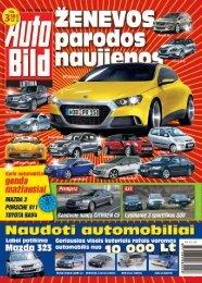 Audi A4 - Autobild.lt - Veidas.lt
