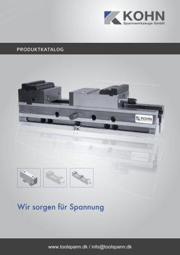 Wir sorgen für Spannung - ToolSpann