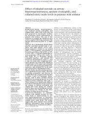 EVect of inhaled steroids on airway hyperresponsiveness ... - Thorax