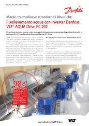 Misa - Impianto di sollevamento acqua - Watergas