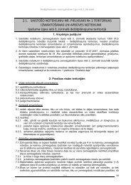 Apbūves noteikumi - Jūrmalas pilsētas pašvaldība