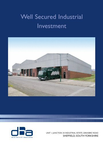 Well Secured Industrial Investment - DBA