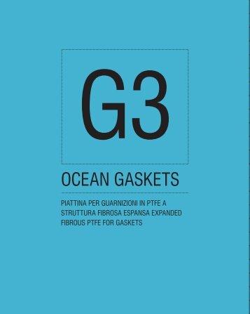 OCEAN GASKETS - Diflon - PTFE
