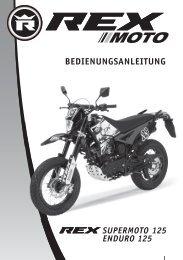 BEDIENUNGSANLEITUNG - SI-Zweirad-Vertriebs GmbH
