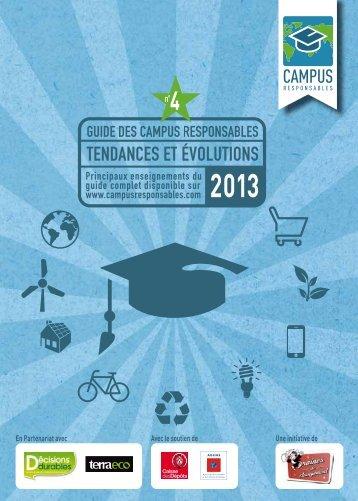 Télécharger la version PDF du livret des tendances et évolutions