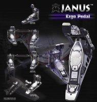 Janus Ergo Pedal Catalog - Mapex