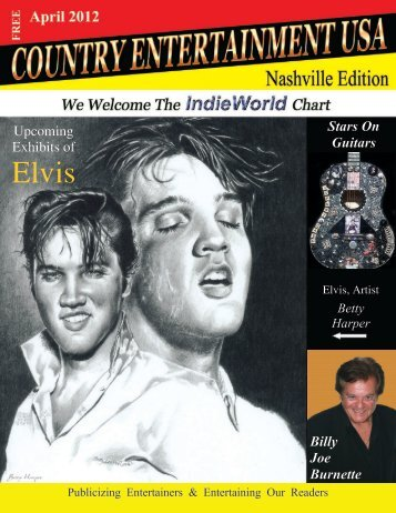 April 2012 Issue - Country Entertainment USA