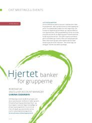 Hjertet banker - CWT Meetings & Events