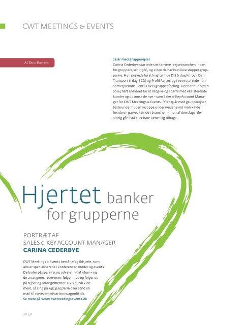 Hjertet banker - CWT Meetings & Events