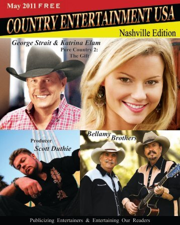 George Strait & Katrina Elam - Country Entertainment USA