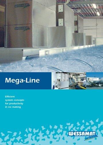 Mega Line brochure - WESSAMAT Eismaschinenfabrik GmbH