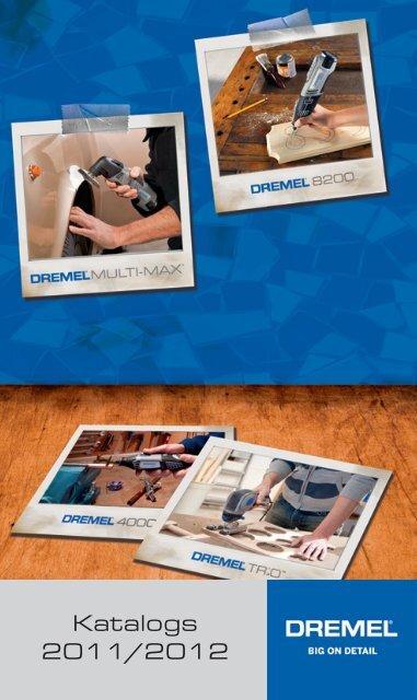 Katalogs 2011/2012 - Dremel