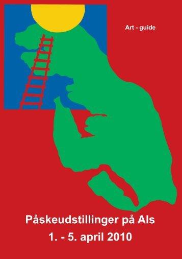 Påskeudstillinger på Als 1. - 5. april 2010 - Alssund Fotoklub